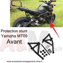 Protection Stunt avant...