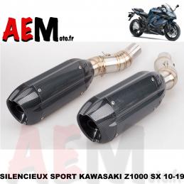 Silencieux Sport KAWASAKI...