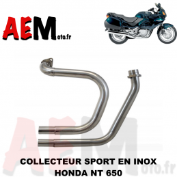 Collecteur sport en inox...