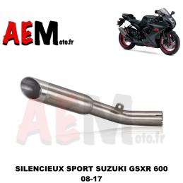 Silencieux Sport Suzuki...