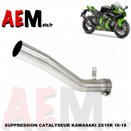 Tube suppression catalyseur...