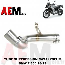 Tube suppression catalyseur...