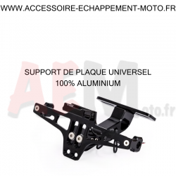 Support de plaque MOTO...