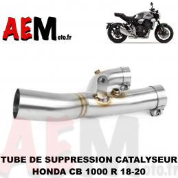 Tube de suppression...