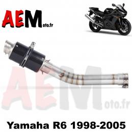 Silencieux carbone Yamaha...