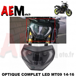Optique complet FULL led...