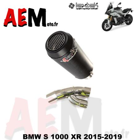 Silencieux sport LEXTEK BMW S 1000 XR 2015-2019