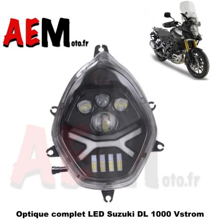 Optique complet FULL led Suzuki DL 1000 V-strom