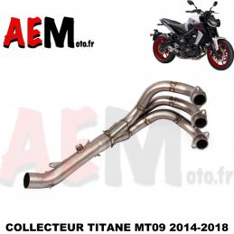 Collecteur TITANE Yamaha...