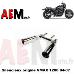 Silencieux origine Yamaha...