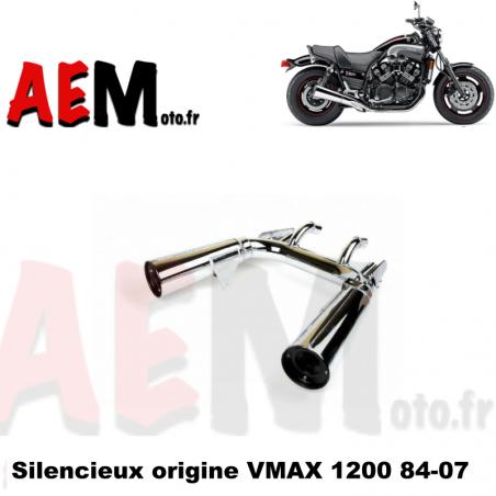 Silencieux origine Yamaha Vmax 1200 1984-2007