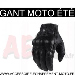 Paire de Gants moto ÉTÉ en...