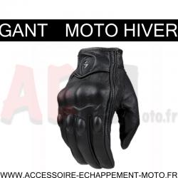 Paire de Gants moto HIVER...