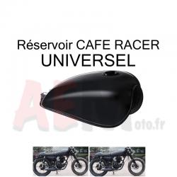 Réservoir GOUTTA noir moto...