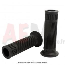 22mm Poignée silicone noire...
