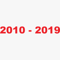 2010 - 2019