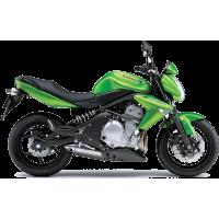 Collecteur & échappement sport Kawasaki ER6N