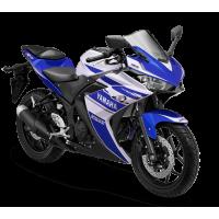 Collecteur , silencieux, Ligne complète sport Yamaha R3