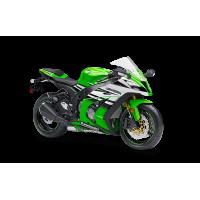 Collecteur & échappement sport Kawasaki ZX10R