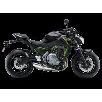 Échappement sport Kawasaki Z650 collecteur, silencieux, ligne complète